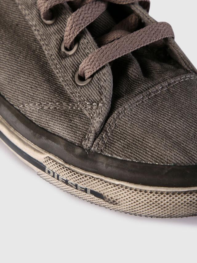 Diesel EXPOSURE IV W, Black Jeans - Sneakers - Image 4