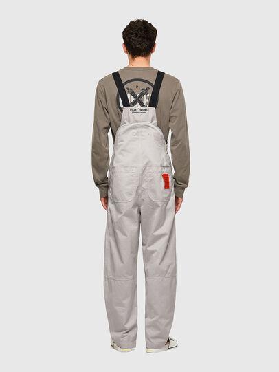 Diesel - P-JUMP-A, Light Grey - Jumpsuits - Image 2