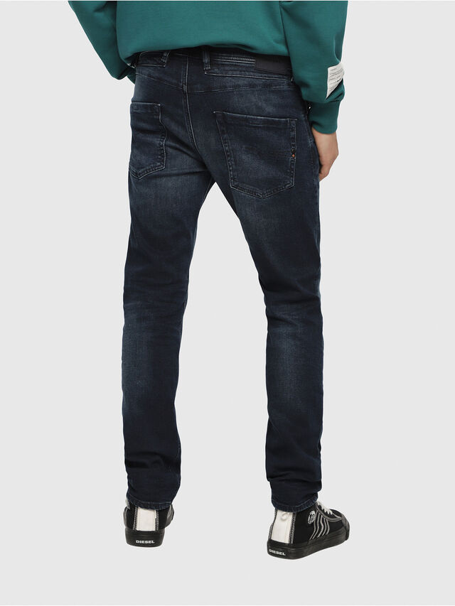 Diesel - Belther 087AS, Dark Blue - Jeans - Image 2