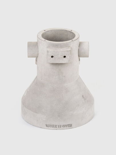 Diesel - 11066 WORK IS OVER, Grey - Home Accessories - Image 1