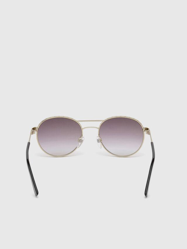 Diesel - DL0265, Gold - Sunglasses - Image 4