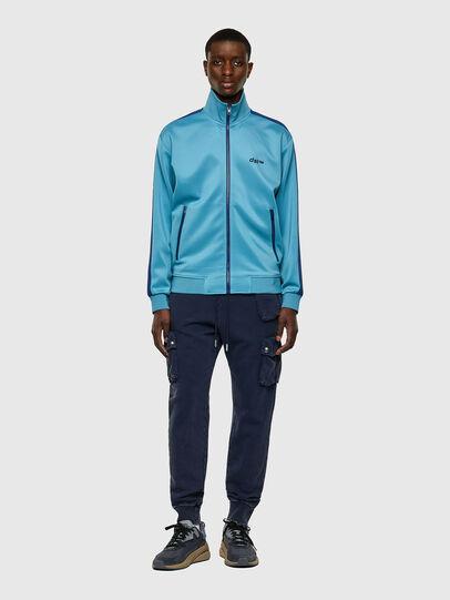 Diesel - S-KRAMY, Light Blue - Sweaters - Image 4