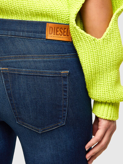 Diesel - D-Ebbey 009NM, Dark Blue - Jeans - Image 4