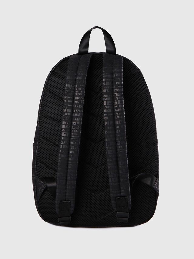 Diesel F-DISCOVER BACK, Black/Red - Backpacks - Image 3