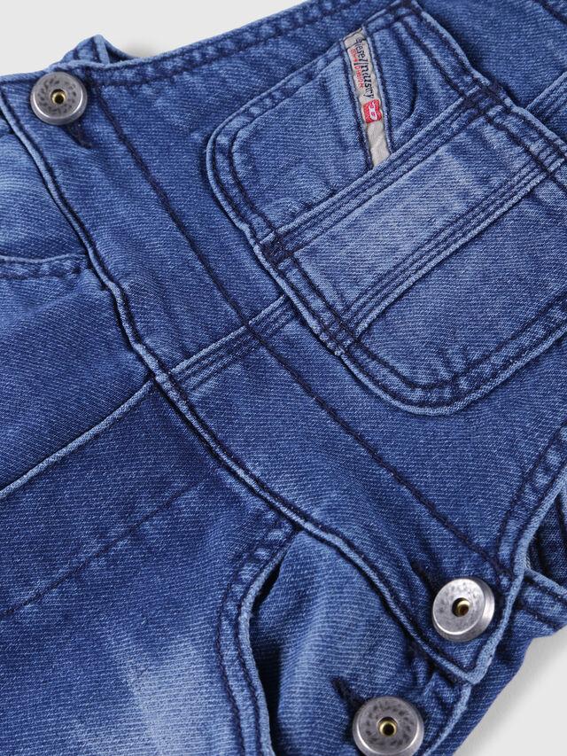 Diesel - PATHYB JOGGJEANS, Blue Jeans - Jumpsuits - Image 3