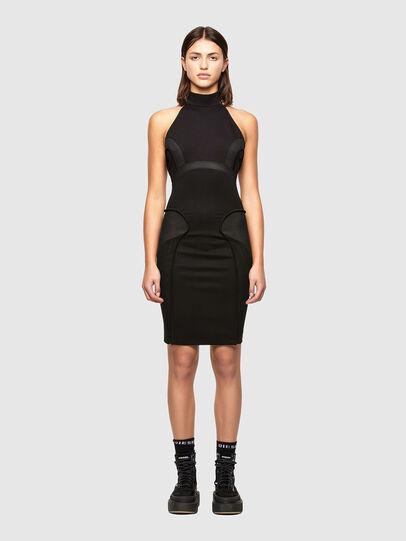 Diesel - D-ELIGHT, Black - Dresses - Image 1