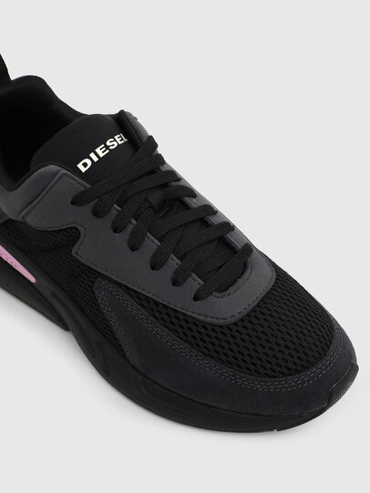 Diesel - S-SERENDIPITY LOW CU, Black - Sneakers - Image 4