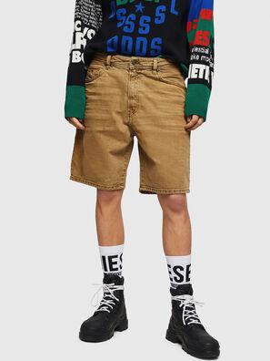 D-WILLOH, Light Brown - Shorts