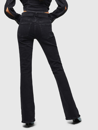 Diesel - D-Ebbey 0870G, Black/Dark grey - Jeans - Image 2