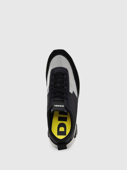 Diesel - S-KB LOW LACE II, Black - Sneakers - Image 4