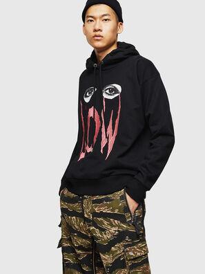 S-ALBY-B6, Black - Sweaters