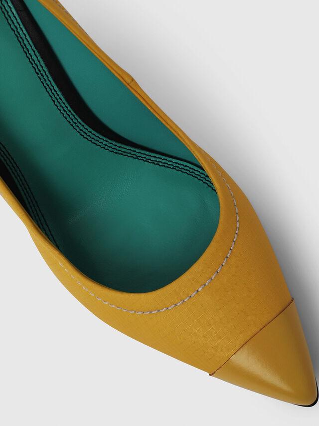 Diesel - D-SLANTY HPD, Yellow - Heels - Image 4