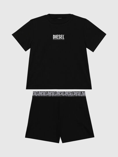 Diesel - UFSET-PIJIMMY, Black - Pajamas - Image 1