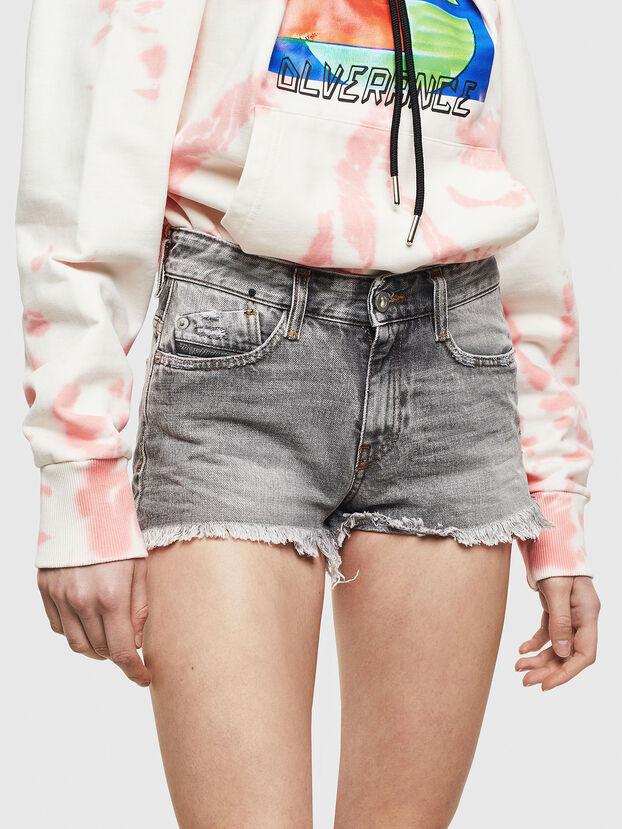 DE-RIFTY, Grey - Shorts