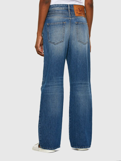 Diesel - D-Reggy 009RK, Medium blue - Jeans - Image 2