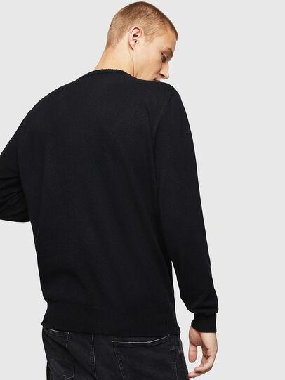 Diesel - K-JOY, Black - Knitwear - Image 2