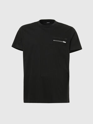 T-ZITASK, Black - T-Shirts