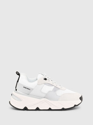 S-HERBY LOW, White - Sneakers