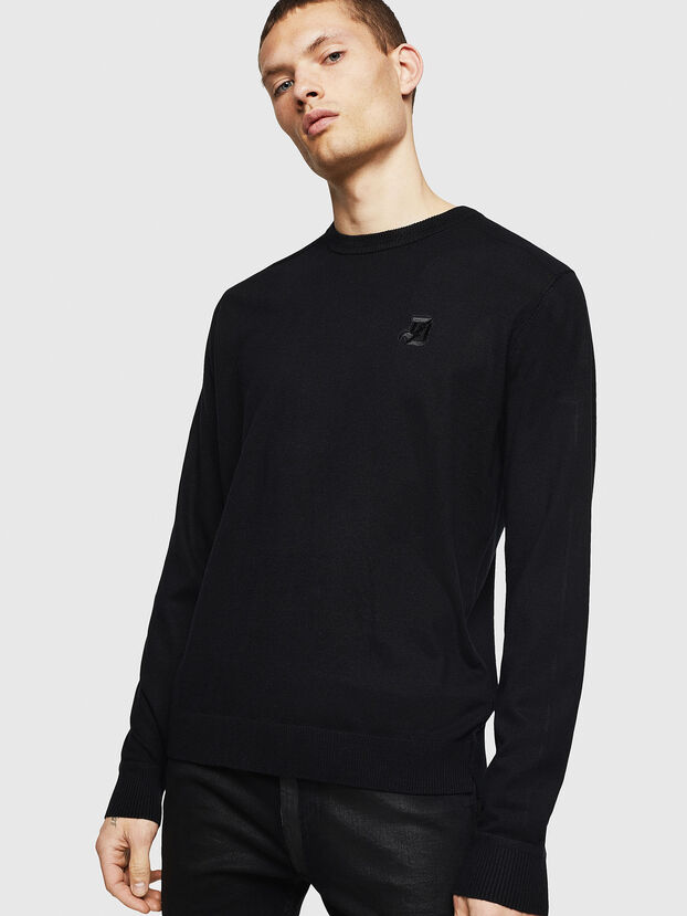 K-JOEY, Black - Knitwear