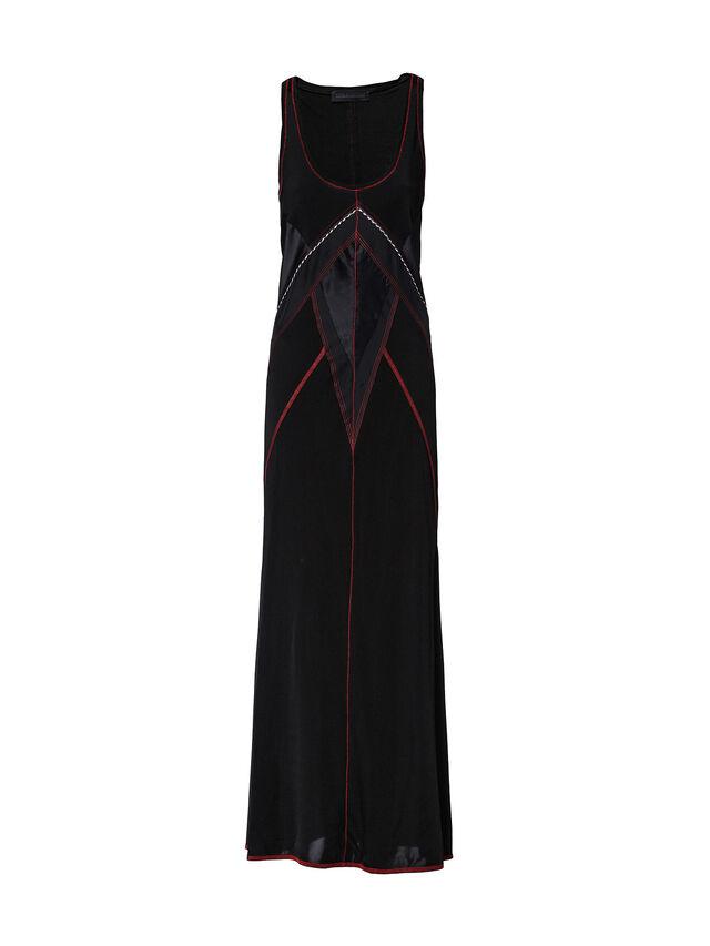 Diesel - DELPHIC, Black - Dresses - Image 5
