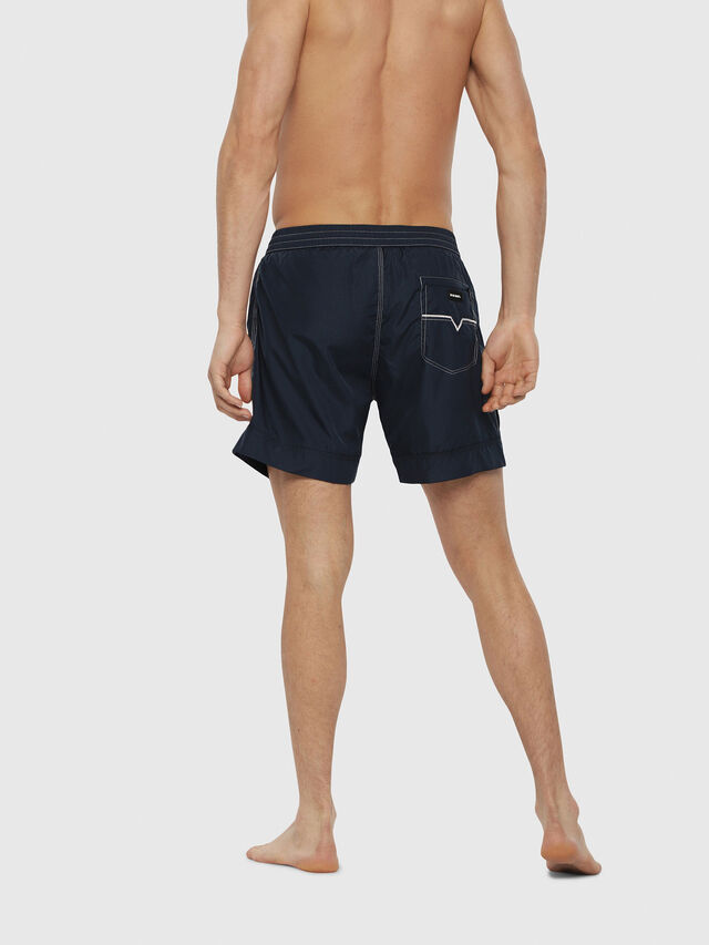 Diesel BMBX-WAVE 2.017, Blue - Swim shorts - Image 2