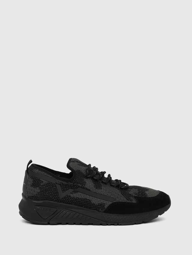 Diesel S-KBY, Black - Sneakers - Image 1