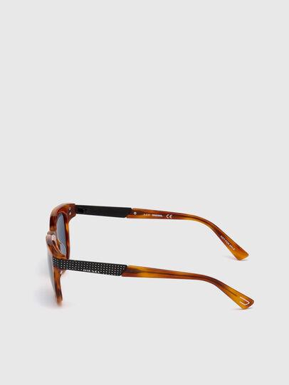 Diesel - DL0237, Light Brown - Sunglasses - Image 3