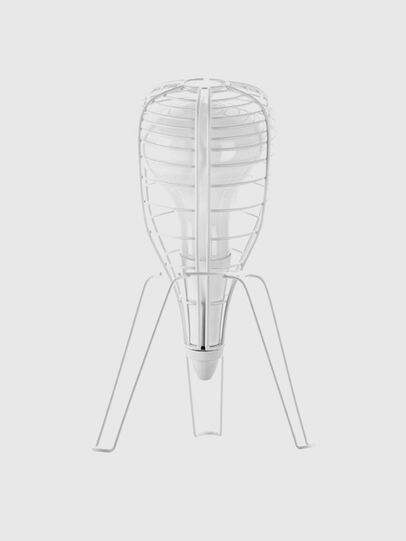 Diesel - CAGE ROCKET BIANCO,  - Table Lighting - Image 1