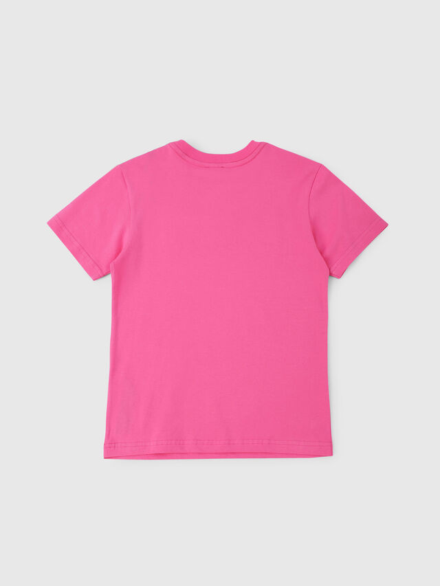 Diesel - TJUSTDIVISION, Hot pink - T-shirts and Tops - Image 2