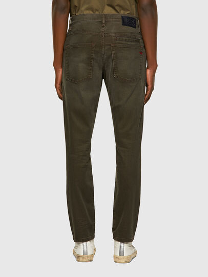 Diesel - D-Fining-Chino 0699P, Military Green - Jeans - Image 2