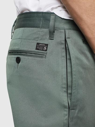 Diesel - P-MAD-ICHIRO, Olive Green - Pants - Image 3