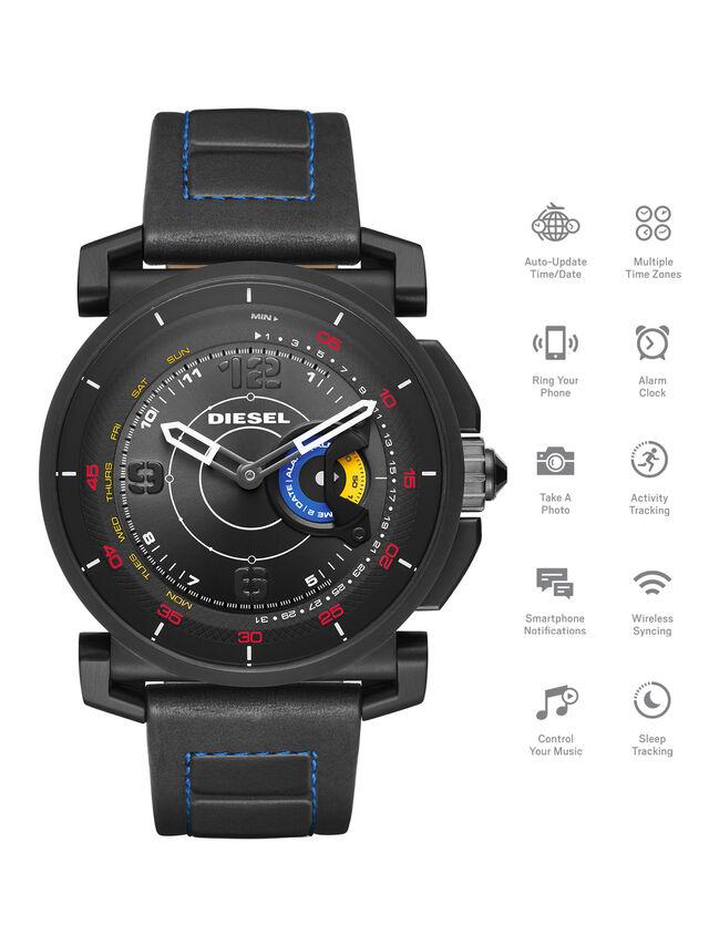 Diesel DT1001, Black - Smartwatches - Image 1