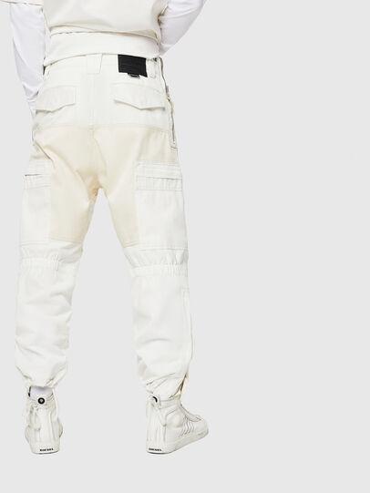 Diesel - P-LUKK, White - Pants - Image 2