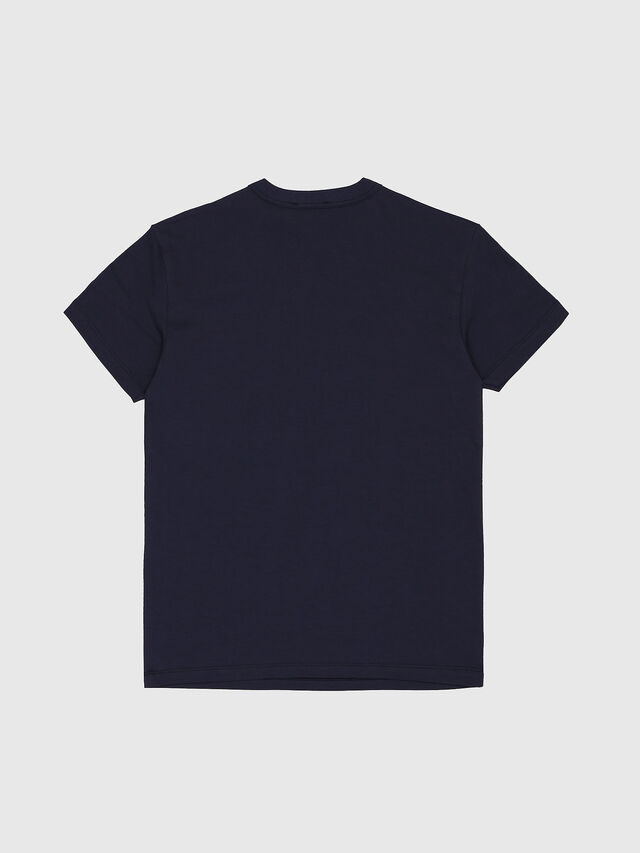 Diesel - TOCLE, Dark Blue - T-shirts and Tops - Image 2