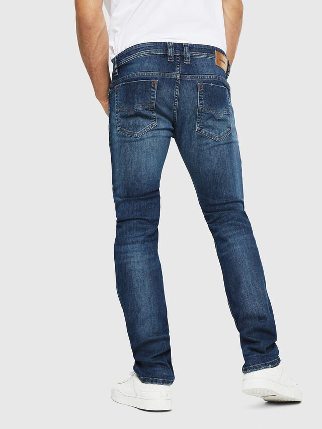 Diesel - Safado C89AR, Medium blue - Jeans - Image 2