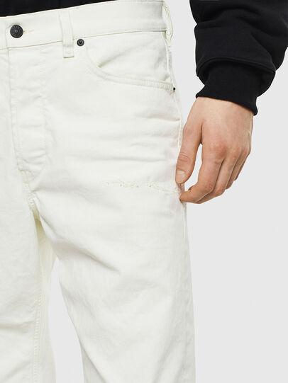 Diesel - D-Macs 069MS, White - Jeans - Image 7