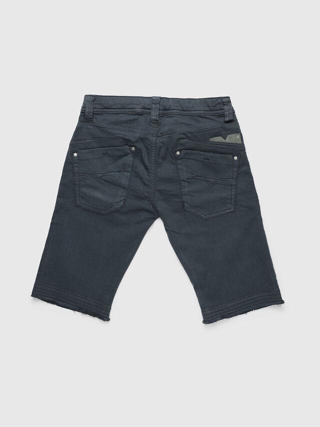 Diesel - DARRON-R-J SH-N, Navy Blue - Shorts - Image 2
