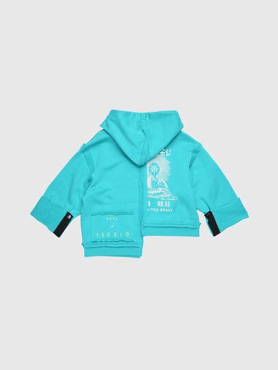 Diesel - SMIKIJ, Azure - Sweaters - Image 2
