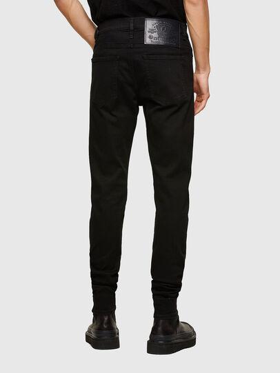 Diesel - D-Istort 069TI, Black/Dark grey - Jeans - Image 2