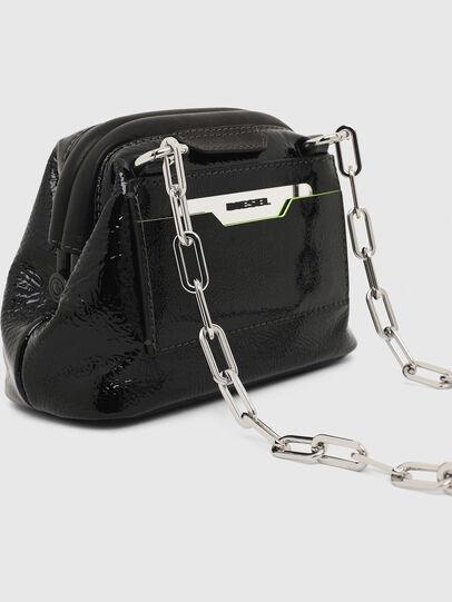 Diesel - CUTYE, Black - Crossbody Bags - Image 5