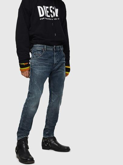 Diesel - Krooley JoggJeans 0870W,  - Jeans - Image 1
