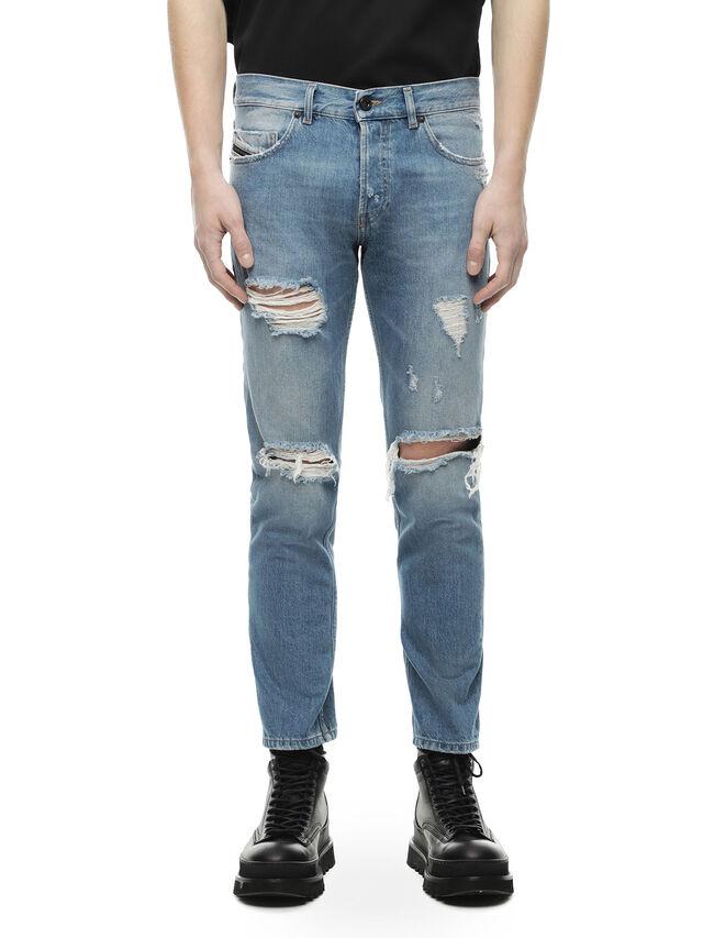 Diesel - TYPE-2813FS, Blue Jeans - Jeans - Image 1