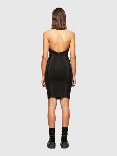 Diesel - D-ELIGHT, Black - Dresses - Image 2