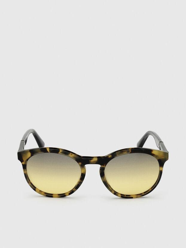 DL0310, Black/Yellow - Sunglasses