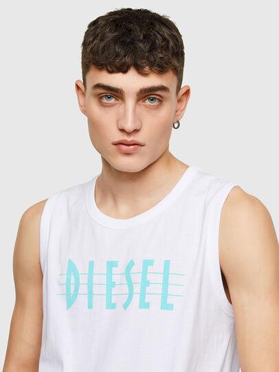 Diesel - T-OPPY, White - T-Shirts - Image 3