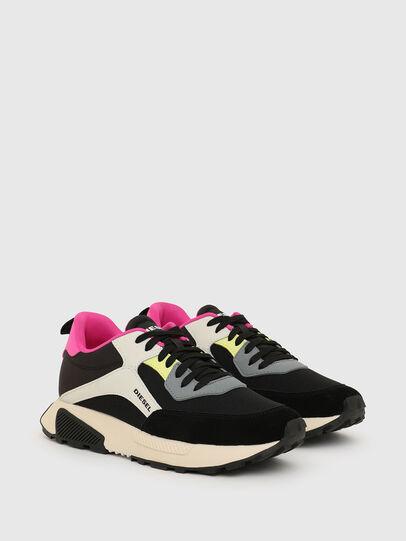 Diesel - S-TYCHE LOW CUT W, Black/Pink - Sneakers - Image 2