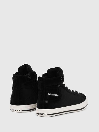 Diesel - SN MID 20 EXPOSURE Y, Black - Footwear - Image 3
