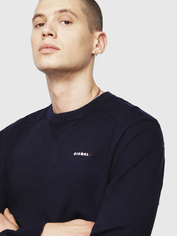 K-LAUX, Dark Blue - Knitwear