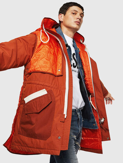 Diesel - W-KOVIK,  - Winter Jackets - Image 4