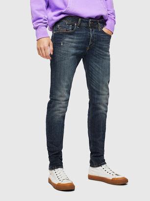 Sleenker 069GC, Dark Blue - Jeans
